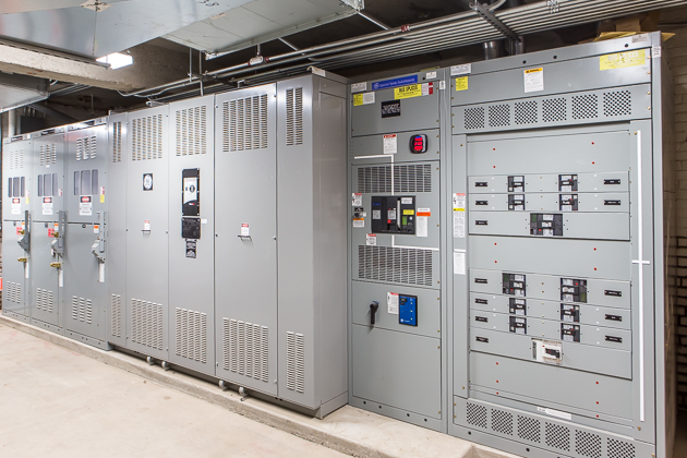 Commercial/Industrial Electrical Service