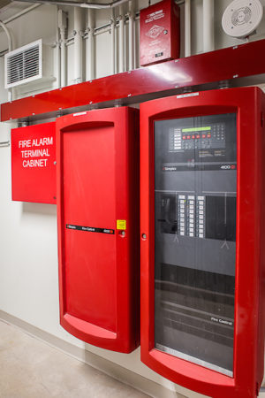 fire alarm systems design, installation and service