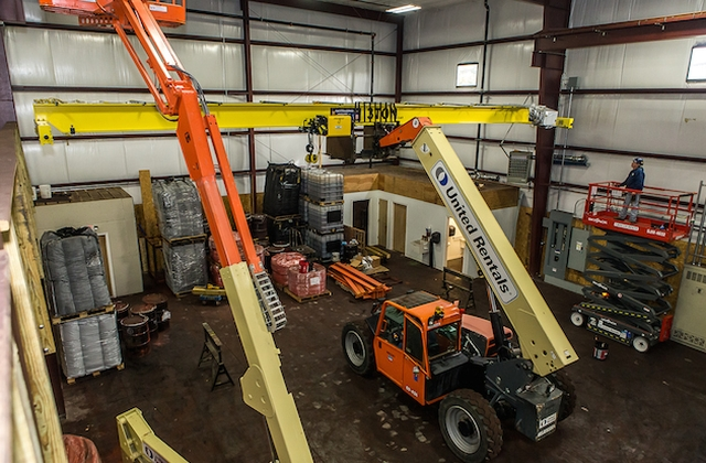 crane and hoist inspections and services